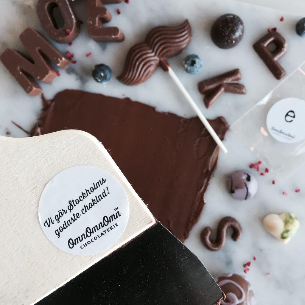 STOCKHOLMS BÄSTA CHOKLAD! / THE BEST HOMEMADE CHOCOLATE